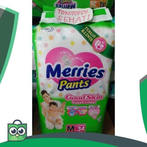 Foto Produk MERRIES PANTS GOOD SKIN S26/M34/L30/XL26 @TOKOPOPOKSEHATI dari Anggis Shop.ID