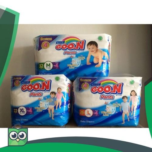 Foto Produk GOON PANTS M32 4 / L26 4 / XL22 4 / XXL19 2 dari Anggis Shop.ID