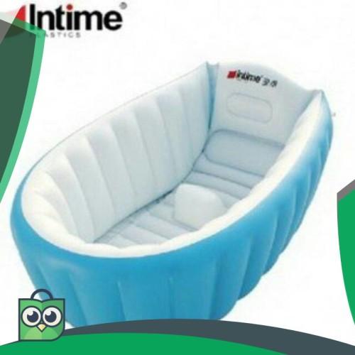 Foto Produk Intime Baby Bath Tub / Bak Mandi Bayi   Bonus Pompa dari Anggis Shop.ID