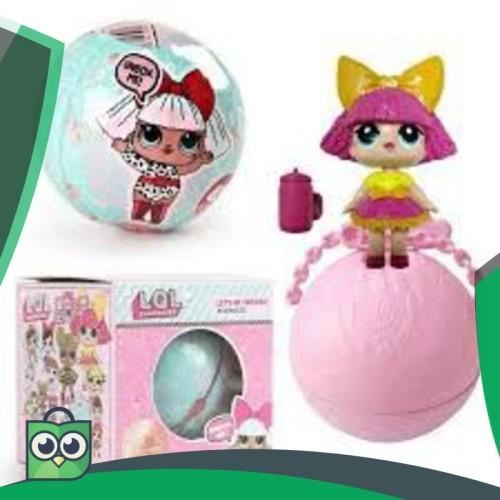 Foto Produk LOL SURPRISE DOLL Baby Tear Open Color Change Egg Dol dari Anggis Shop.ID