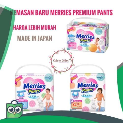 Foto Produk M28 / L22 / XL19 - MERRIES PREMIUM PANTS dari Anggis Shop.ID
