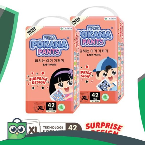 Foto Produk Pokana Pants Surprise Desain XL 42 dari Anggis Shop.ID