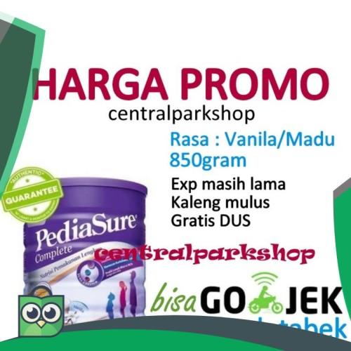 Foto Produk Pediasure Complete Vanila 850gr Vanilla 850gram 850 gram/ dari Anggis Shop.ID