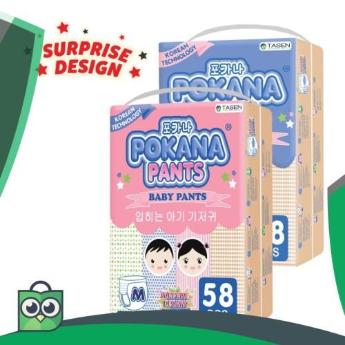 Foto Produk Pokana Pants Surprise Desain M 58 dari Anggis Shop.ID