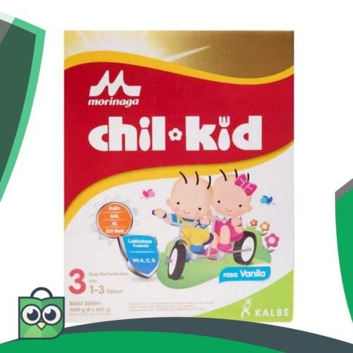 Foto Produk Morinaga Chil Kid Reguler Susu Formula [1600 g] PROMO!!! dari Anggis Shop.ID