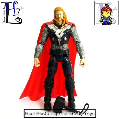 Foto Produk Marvel 6inch Thor [Dark World] Seri 1 dari Lagoric Hobby Toys