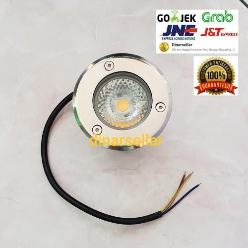 Jual Led Tanam Lantai 6 Watt Cob Lampu Taman Underground Light Garden Lamp Jakarta Barat Dinarseller Tokopedia
