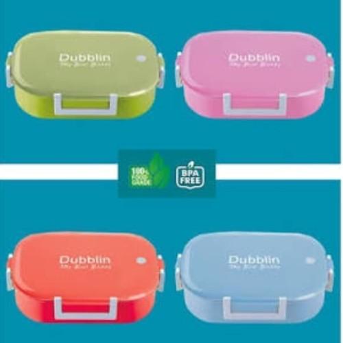 Foto Produk kotak makan dubblin oval dari Veve stuff