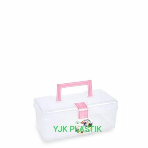 Foto Produk Kotak / Box Marco Case 4130 Green Leaf dari yjk plastik
