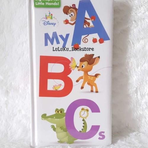 Foto Produk Buku Edukasi Anak Disney Baby My ABCs dari LuLuKu Book Store