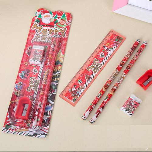 Foto Produk alat tulis tema natal, souvenir natal, natal, alat tulis dari KAYO