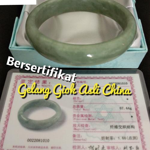 Foto Produk GELANG GIOK CHINA BERSERTIFIKAT dari NEW HARCO