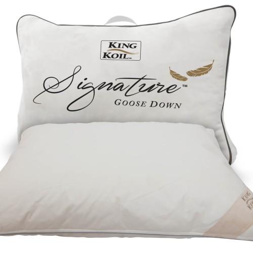 Foto Produk King Koil Signature Goose Down Pillow 90% (800gr) dari King Koil Official Store