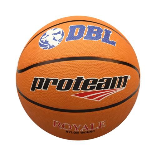 Foto Produk Proteam Bola Basket Rubber Royale Size 6 dari Proteam Indonesia