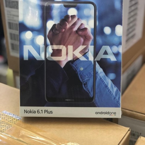 Foto Produk Nokia 6.1 Plus Android One Ram 4 Internal 64 Gb - Garansi Resmi dari toko_kamu