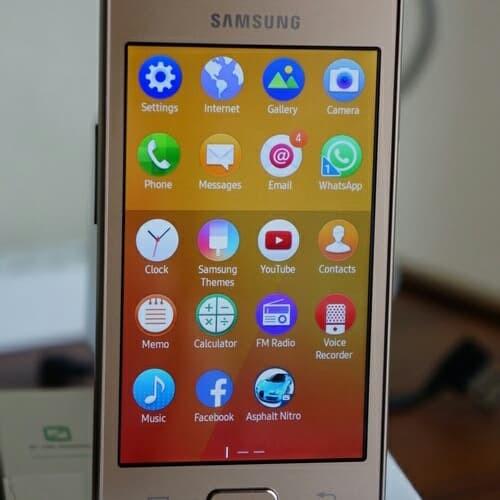 Foto Produk Samsung Z2 1/8Gb gold dari Nauracellular