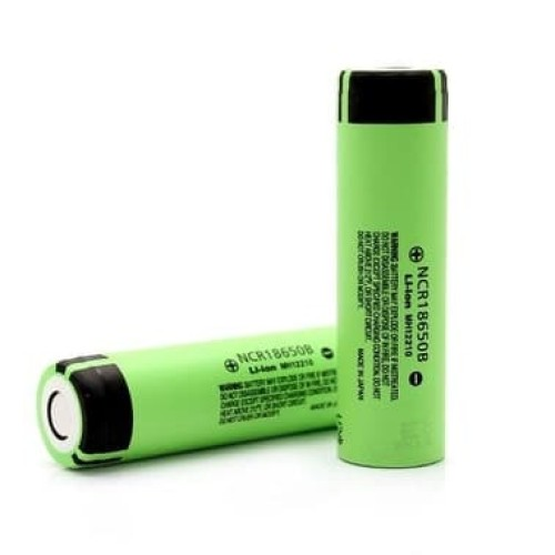 Foto Produk Panasonic NCR18650B Rechargeable 3400mAh 3.7V 18650 Li-ion Batteries dari RedSkyonline