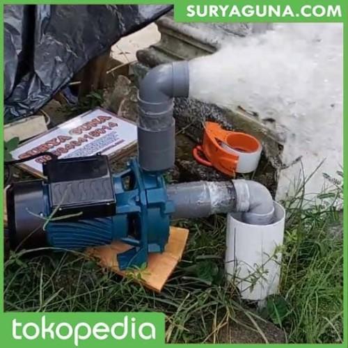 Foto Produk Pompa Air Kolam Ikan JET 700 Daya Listrik Rendah Debit Air Besar dari SuryaGuna