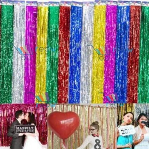 Foto Produk Tirai Rumbai Foil dari Reaw Store