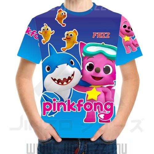 Foto Produk Kaos Anak Pinkfong 1 Baby Shark dari Jinzo Series