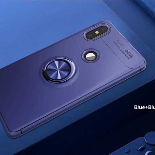 Foto Produk Case Autofocus Invisible Iring Xiaomi Redmi Note 5 Ai / Note 5 Pro - Hitam dari Jagonya Case