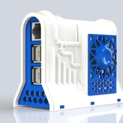 Foto Produk Paket B - Raspberry Pi 3  dari BIKIN3D