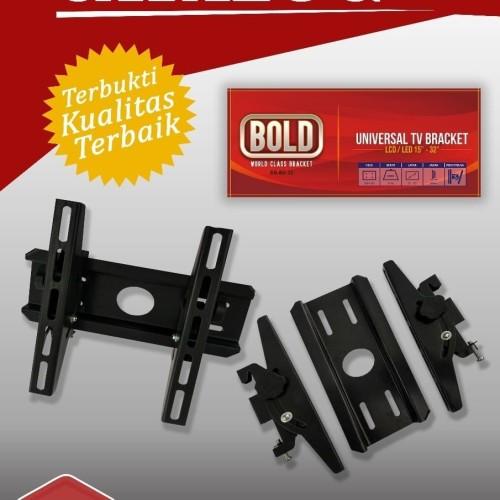 """Foto Produk Bold Bracket Breket Braket LED LCD 15"""" - 32"""" dari Grosiran Elektronik"""