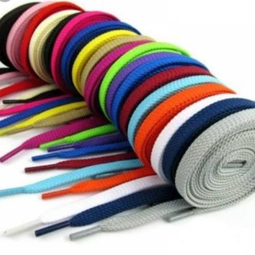 Foto Produk Tali sepatu - Putih dari asep acc jayabersma+toys