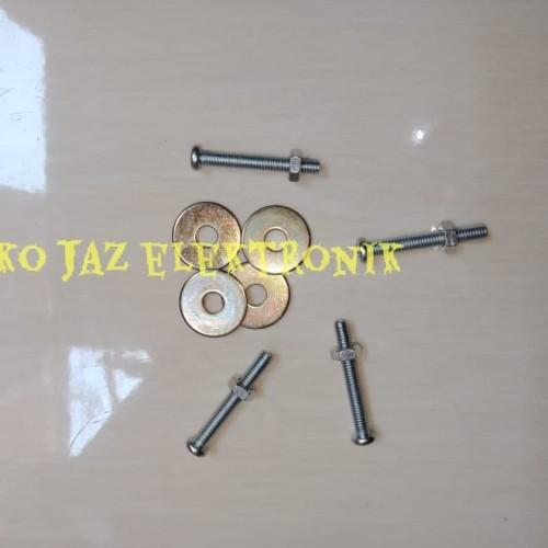"Foto Produk Baut tv samsung 32"" untuk pemasangan bracket tv SERI DK dari Ko Jaz Elektronik"