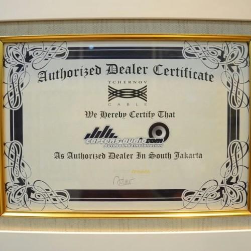 Foto Produk CARTENS sebagai Tchernov Authorized Dealer Certificate dari Cartens Store