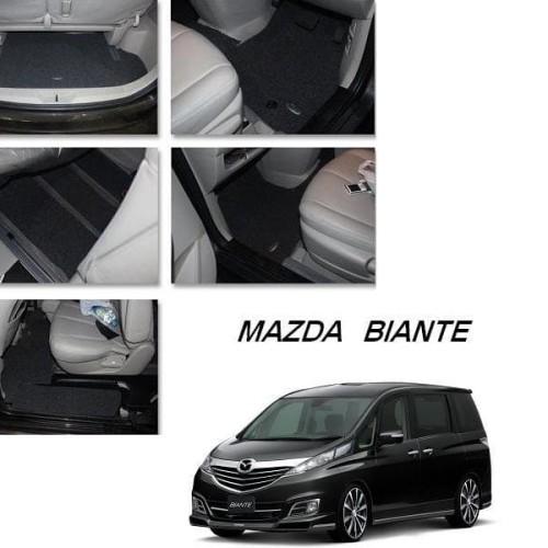Foto Produk Karpet Comfort Deluxe Khusus Mazda Biante dari Boss Aksesoris Mobil