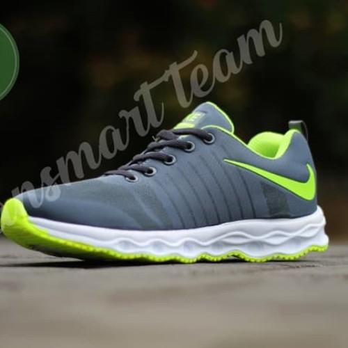 Foto Produk Sepatu Sport Nike Zoom vegasus premium Import / Running Sneakers Best dari Distributor Alat Fitnes