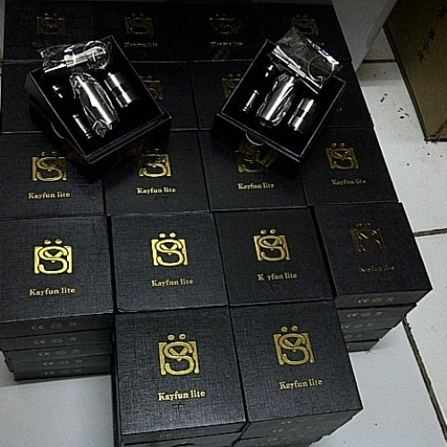 Foto Produk KAYFUN LITE SILVER / BLACK dari Amalia Khariakarina