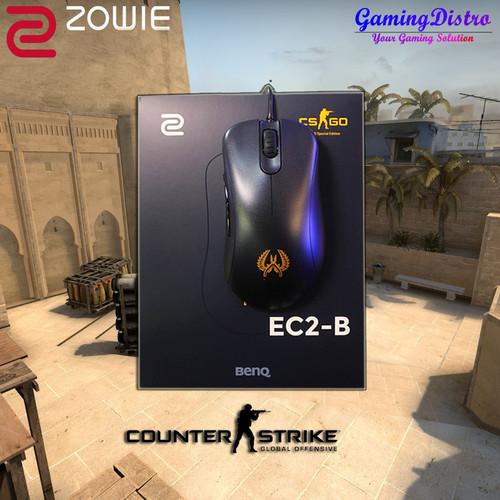 Foto Produk Mouse Gaming Zowie BenQ EC2-B CSGO dari Amalia Khariakarina