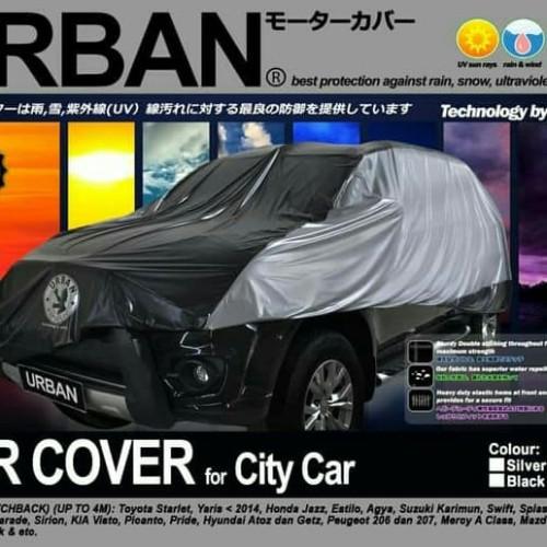 Foto Produk URBAN COVER/ SELIMUT / SARUNG MOBIL CITY CAR BRIO AGYA AYLA WATERPROOF dari Hanz Accessories