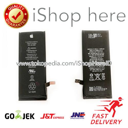 Foto Produk Original Batre / Baterai / Battery / Batere iPhone 7 / 7G Ori dari iShop Here