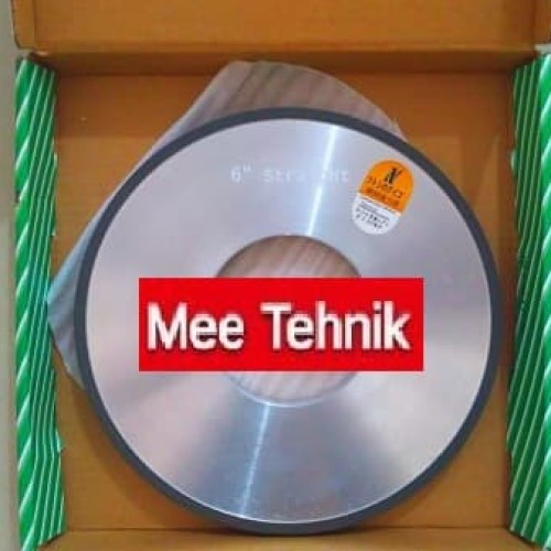 "Foto Produk Diamond Wheel ""FIESTA"" type 6"" ST dari Mee Online Order"