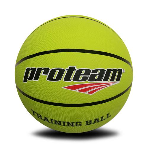 Foto Produk Proteam Basket Rubber Training Ball Green Stabilo 4 Kg dari Proteam Indonesia