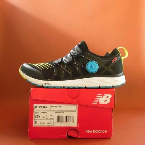 Kualitas Oke Sepatu Running Lari Original New Balance 1500 T2 Boa 150