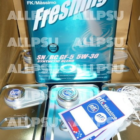 Foto Produk FK Massimo Freshing 5W-30 SN/RC GF5 dari Annisa Fauziah