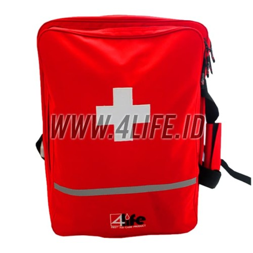 Foto Produk First Aid Kit - Tas P3K 4Life Backmed Kit dari 4Life Indonesia PT DHS