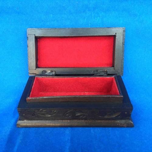 Foto Produk Kotak Ukir Kecil Untuk Keris Kecil Batu Akik & Perhiasan dari Satrio Mandala