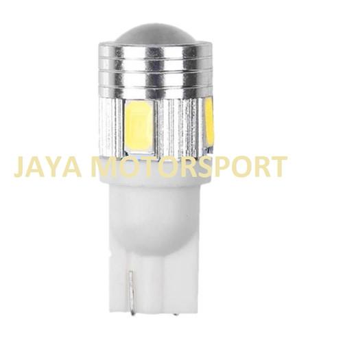 Foto Produk Lampu LED Mobil Motor Senja Sein T10 6 SMD 5630 dari Jaya Motorsport