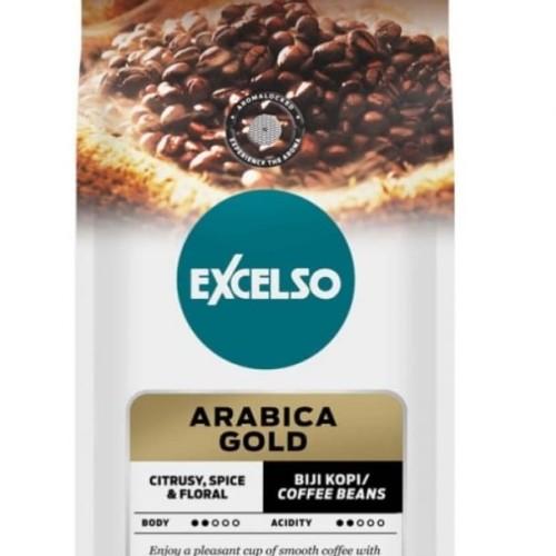 Foto Produk Kopi excelso arabica gold biji dari yura coklat