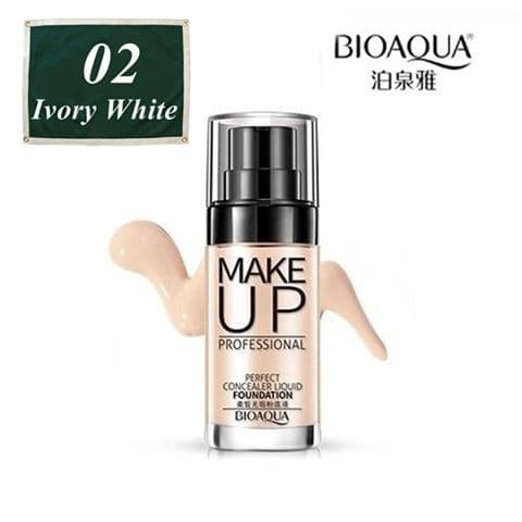 Jual Bioaqua Foundation Makeup