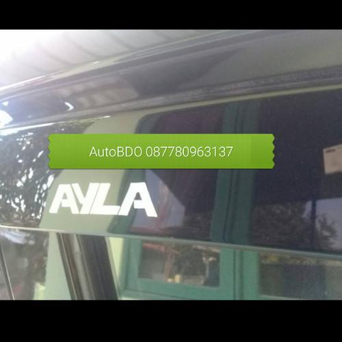 Foto Produk Talang Air Ayla Slim Berkualitas dari Auto BDO Berkat Doa Ortu