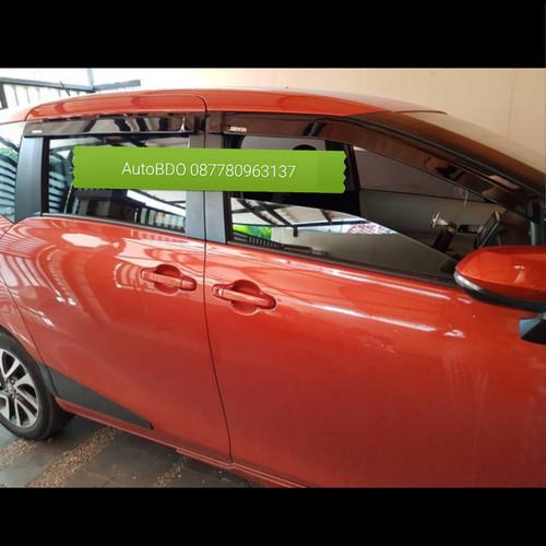 Foto Produk Talang Air Sienta Model Slim Berkualitas dari Auto BDO Berkat Doa Ortu