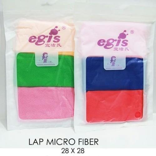 Foto Produk Kain Lap Mikrofiber Serbaguna Piring Meja Dapur Egis Dish Cloth dari Belly Belly