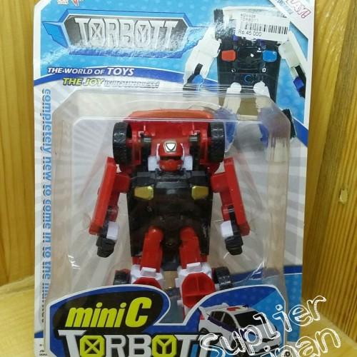 Foto Produk Mainan Robot 2 in 1 (Torobot) dari Suplier Mainan