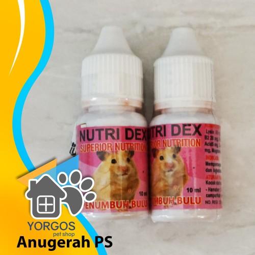 Foto Produk Nutridex Vitamin Bulu Hamster dari Anugerah PS
